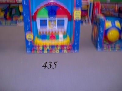 Speeldoos dier 02203