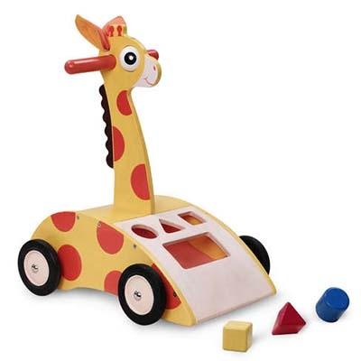 Giraffe loopkar; Wonderworld 1516