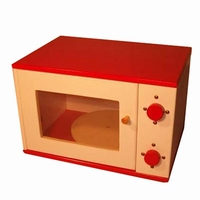 Magnetron wit / rood