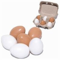 S/6 Eieren in doosje