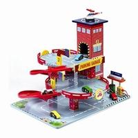 Parking garage rood; Mentari 3381