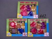 Bad speelgoed 01504; 3 assortie