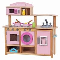Keuken blank inclusief accessoires; Mentari 3458