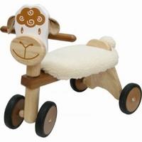 Loopfiets schaap; I'm Toy 80005