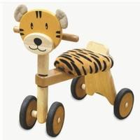 Loopfiets tijger; I'm Toy 80006