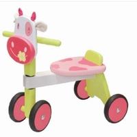 Loopfiets koe roze; I'm Toy 85010