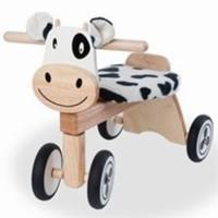Loopfiets koe; I'm Toy 87520