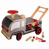 Duwkar constructie zilver; I'm Toy 87540