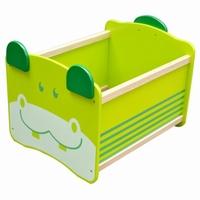 Opbergkist nijlpaard stapelbaar; I'm Toy 41030