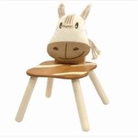 Paard stoel; I'm Toy 45004E