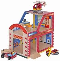 Brandweer kazerne; Mentari 3252